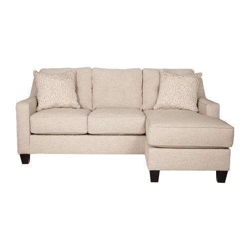 Nuvella Sand Sofa Chaise