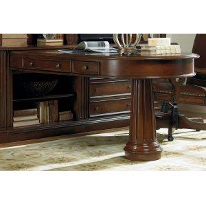 Hooker FurnitureHome Office European Renaissance II Peninsula Desk Complete