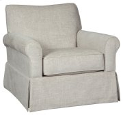 Swivel Glider Accent Chair Product Image