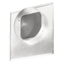 "In-line Adapter, 6"" Round Duct, for 100/150 CFM ceiling mount models"