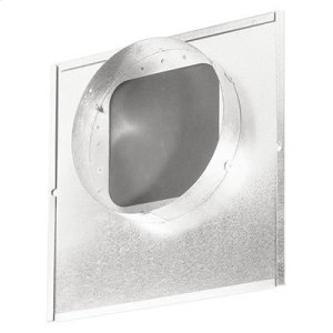 """BroanIn-line Adapter, 6"""" Round Duct, for 100/150 CFM ceiling mount models"""