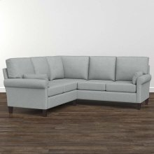 Essentials Liam Large L-Shaped Sectional