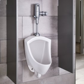 Pintbrook Urinal System  0.125 GPF  Selectronic Flush Valve  American Standard - White