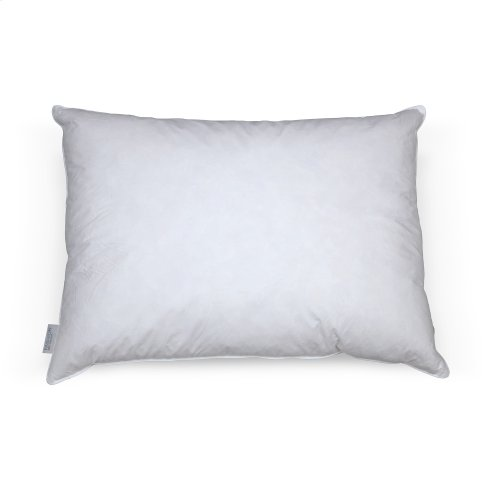 Sleep Plush Feather and Down Pillow, Standard / Queen