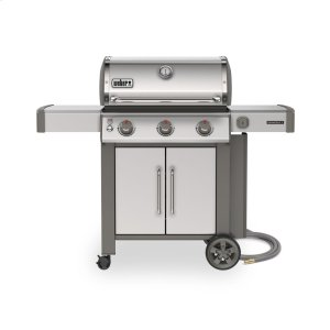 WeberGenesis II S-315 Gas Grill - Stainless Steel Natural Gas