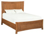 LSO Prairie City Queen Panel Bed Product Image