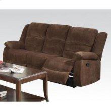 Chenille Sofa W/motion