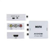 Composite Video to HDMI® Converter