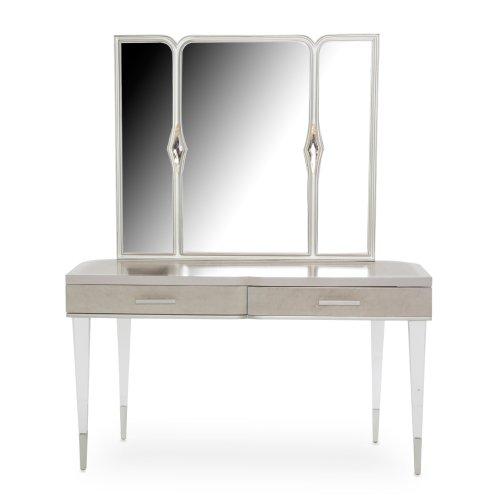 Vanity W/mirror