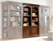 "Home Office European Renaissance II 48"" Wall Bookcase"
