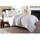 3 pc Queen Coverlet/Duvet Set Linen Product Image