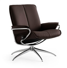 Stressless City Low Back Star Base Chair