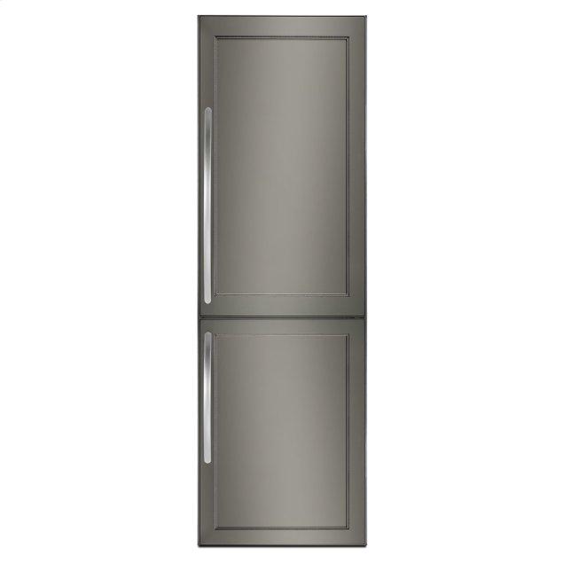 "KitchenAid 10 Cu. Ft. 24"" Width Built-In Panel Ready Bottom Mount Refrigerator Panel Ready"
