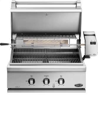 """30"""" Series 7 Grill, Lp Gas"""