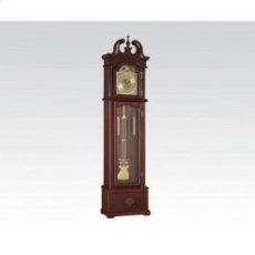 Cherry Grandfather Clock Product Image