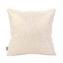 "16"" x 16"" Pillow Glam Snow"