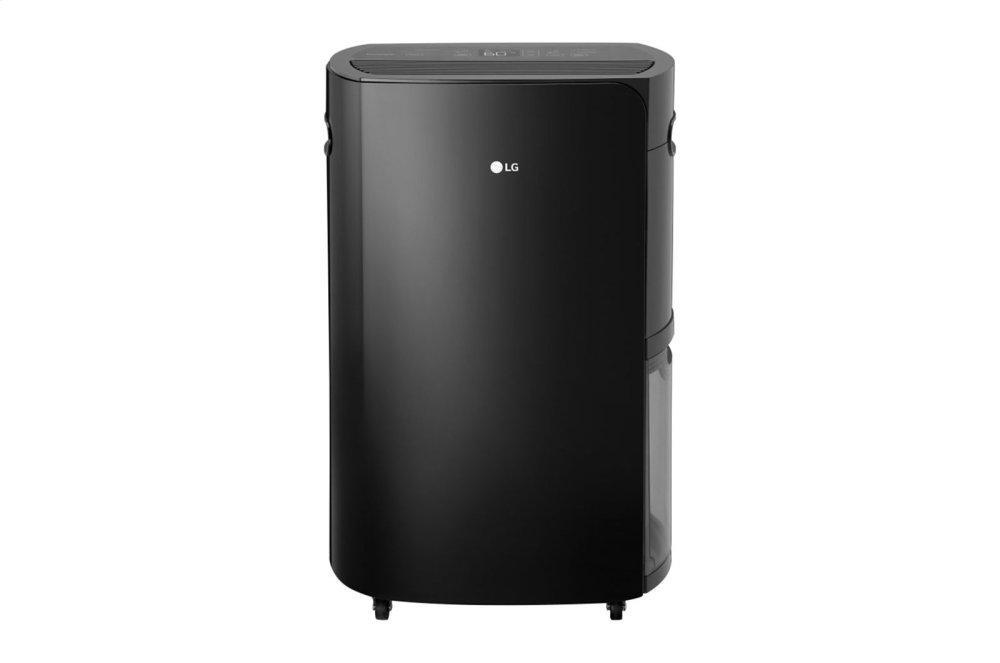 LG PuriCare 50* Pint Dehumidifier  BLACK