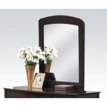 Dark Walnut Mirror
