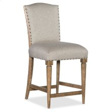 Dining Room Roslyn County Deconstructed Counter Stool