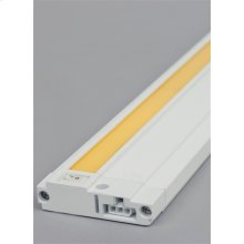 White Unilume LED Slimline