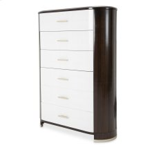 6 Drawer Chest Espresso