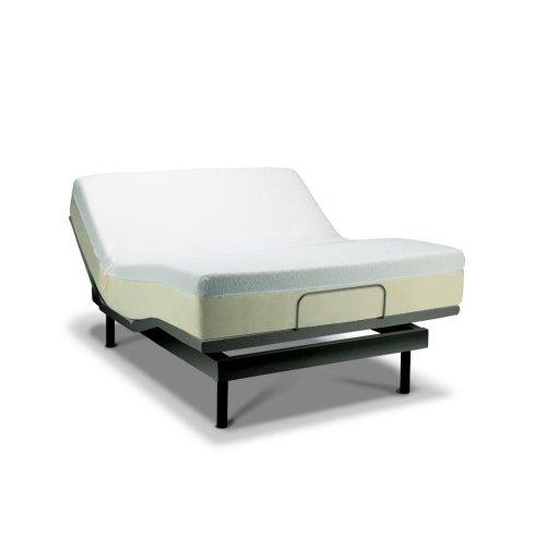 TEMPUR-Ergo Collection - Ergo Plus Adjustable Base - Split Cal King