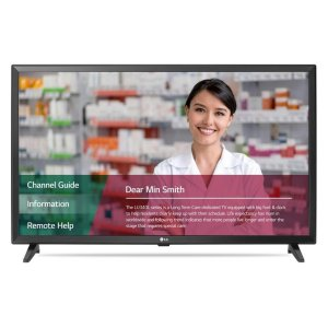 LG Electronics32'' LU340L Series Long Term Care TV with Public Display Mode, USB Cloning & Auto Playback