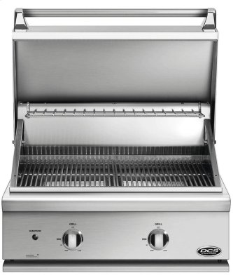 "30"" Series 7 Grill Non Rotis, Lp Gas"