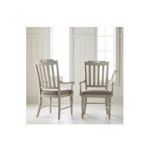 Brookhaven Slat Back Arm Chair
