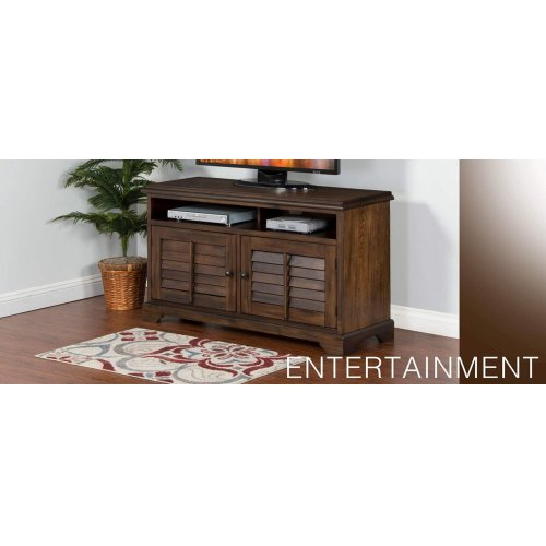 "Savannah 54"" TV Console"