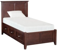 CAF McKenzie Twin Storage Bed