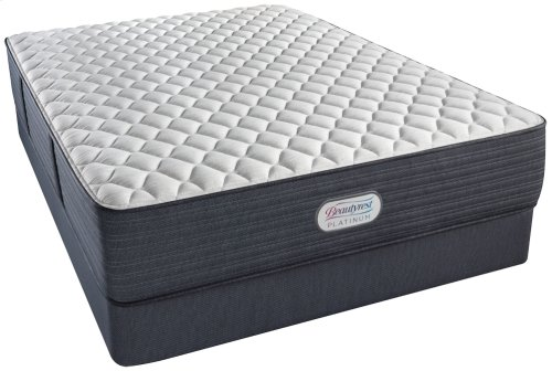 BeautyRest - Platinum - Gibson Grove - Extra Firm - Tight Top - Cal King