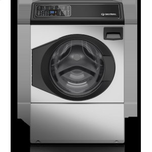 "Speed Queen3.48 cu.ft. 27"" Front Load Washer, LH, SS"