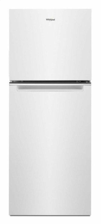 24-inch Wide Top-Freezer Refrigerator - 11.6 cu. ft. White