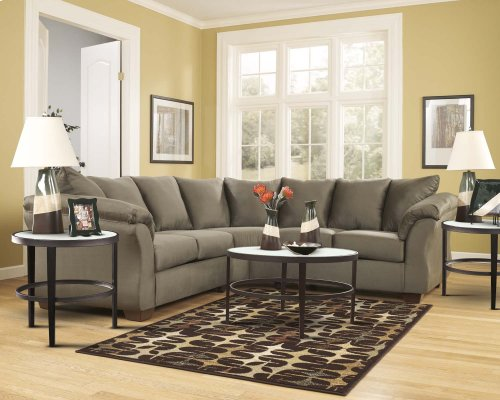 Darcy - Sage 2 Piece Sectional