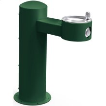Elkay Outdoor Fountain Pedestal Non-Filtered Non-Refrigerated, Evergreen