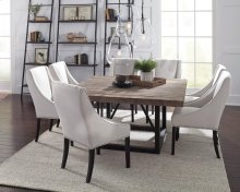 """Messina Square Dining Table 60"""""""