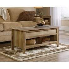 Rustic Lift-top Coffee Table