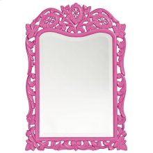 St. Agustine Mirror - Glossy Hot Pink