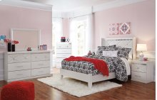Dreamur - Champagne 2 Piece Bed Set (Full)