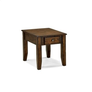 Intercon FurnitureKona End Table  Raisin