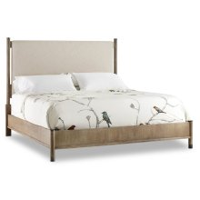 Bedroom Affinity Queen Upholstered Bed