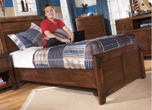 Ashley Twin Panel Bed