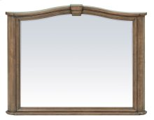 RGB Stonewood Beveled Mirror