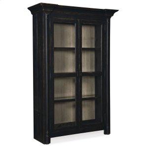 Hooker FurnitureDining Room Ciao Bella Display Cabinet- Black
