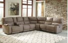 Bohannon - Taupe 4 Piece Sectional Product Image