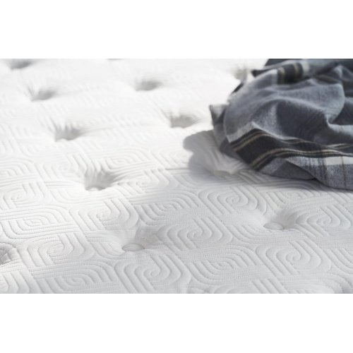 Sealy Response - Essentials Collection - Fritz - Plush - Euro Pillow Top - Full