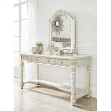 Cassimore - Pearl Silver 2 Piece Bedroom Set