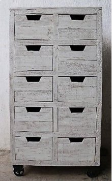 Lagos 10 Drawer Chest