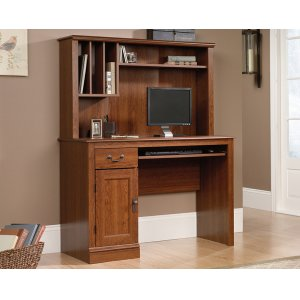 SauderComputer Desk With Hutch